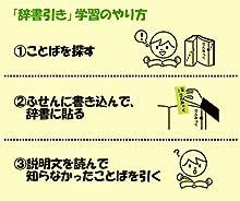 3M Post-it 辞書 ポストイット ふせん 付箋 通販 文房具 辞書引き学習法