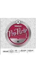 Pro・Arte Cello Strings