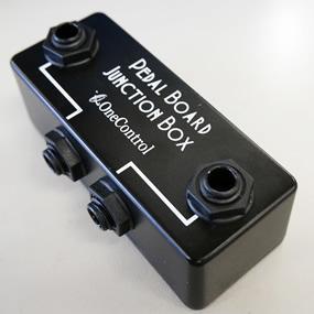 ペダルボードジャンクションボックス