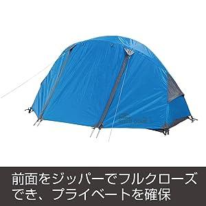 バンドック ソロ ドームテント BDK-08