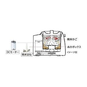 タイガー 無洗米機能つき 精米機 RSF-A100-R RSF-A100-R
