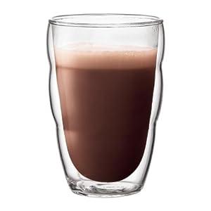 ぼだむ bodum コーヒー グラス 結露 ホット 氷