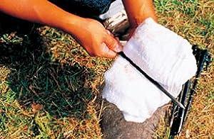 ソリッドステーク 使用後は汚れを落とす