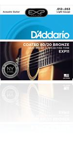 EXP Coated 80/20 Bronze