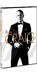 007/ダニエル・クレイグ DVDコレクション(3枚組)