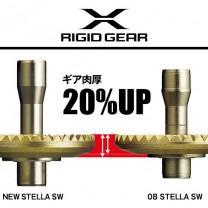 ステラSW X-RIGID GEAR