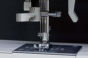 直線縫い 基線 位置 選択 可能 縫いやすい