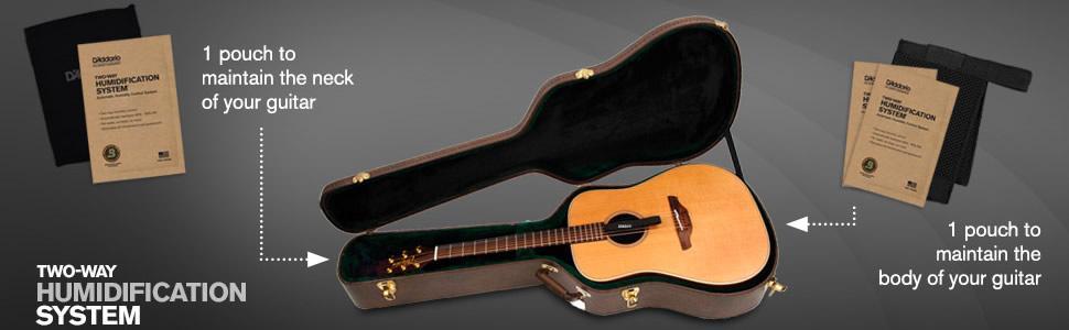 Humidipak for Guitar