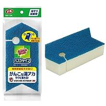 3M ScotchBrite スコッチブライト バスシャイン 風呂 掃除 湯アカ 掃除 ハンディ スポンジ