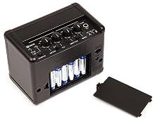 単3乾電池6本でバッテリー駆動