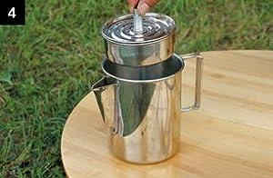 パーコレーター 旨いコーヒーの淹れ方4