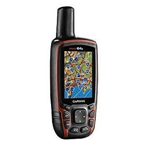 登山用 ハンディ GPS GPSMAP64SJ 【日本正規品】 119912 GARMIN(ガーミン)