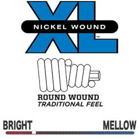 XL Nickel Round Wound