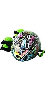 ラングスジャパン(RANGS) アクティブスポーツヘルメット ブラック