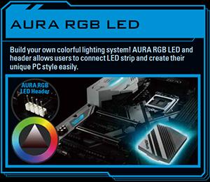 AURA RGB LED