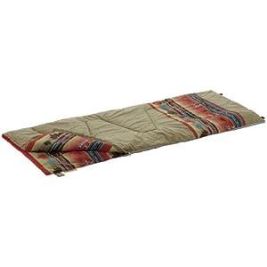 丸洗い寝袋ナバホ・6 かわいいナバホ柄シュラフ。抗菌・防臭で清潔