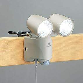 ソーラー センサー ライト 屋外 室内 パネル 人感 led ガーデン 防雨