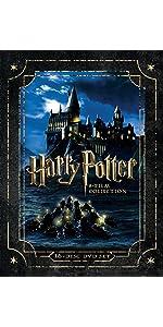 ハリー・ポッター DVD コンプリート セット 特典ディスク付(初回生産限定/16枚組)