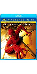 スパイダーマン(Mastered in 4K) [Blu-ray]