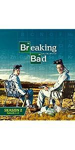 ソフトシェル ブレイキング・バッド シーズン2 BOX(6枚組) [DVD]