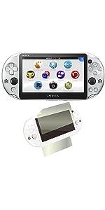 PlayStation Vita シルバー amazon.co.jp限定特典付