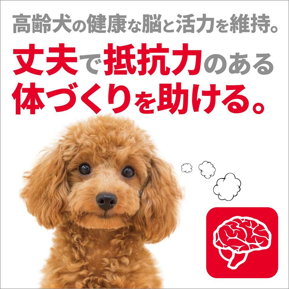 サイエンスダイエット シニアプラス 小型犬用 高齢犬用 3kg
