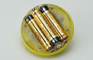 たねほおずき 単四乾電池