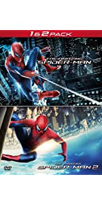 アメイジング・スパイダーマンTM 1&2パック (初回限定版) [DVD]