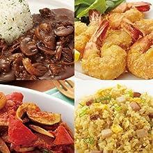 Công thức nấu ăn khác nhau