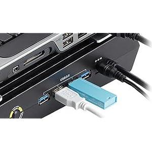 USBポート搭載