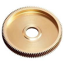 ブレニアス 高強度真鍮ドライブギア