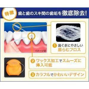 歯と歯のスキ間の歯垢を徹底除去