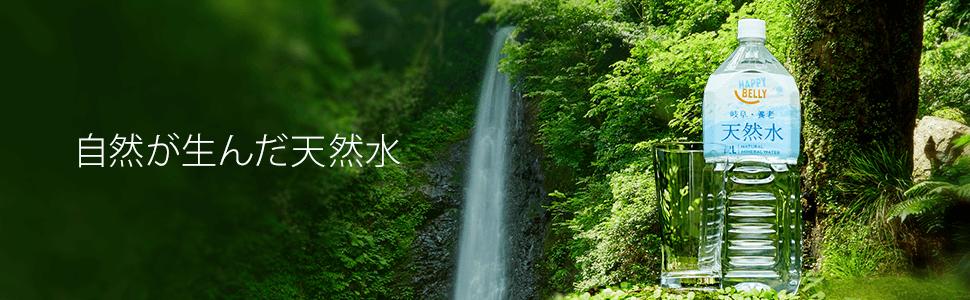 自然豊かな養老山地