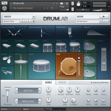 DRUMLAB アナログ デジタル ドラム