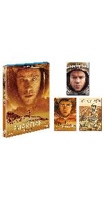 【Amazon.co.jp限定】オデッセイ 2枚組ブルーレイ&DVD (『オデッセイ』×『宇宙兄弟』 ポストカードセット付き) (初回生産限定)
