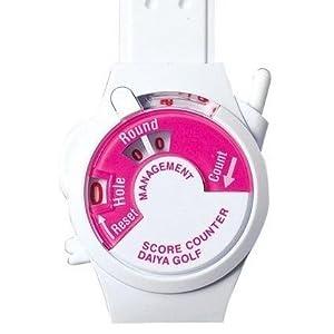 ダイヤ 時計型 スコアカウンター