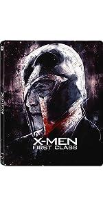 (スチールブック仕様)X-MEN:ファースト・ジェネレーション