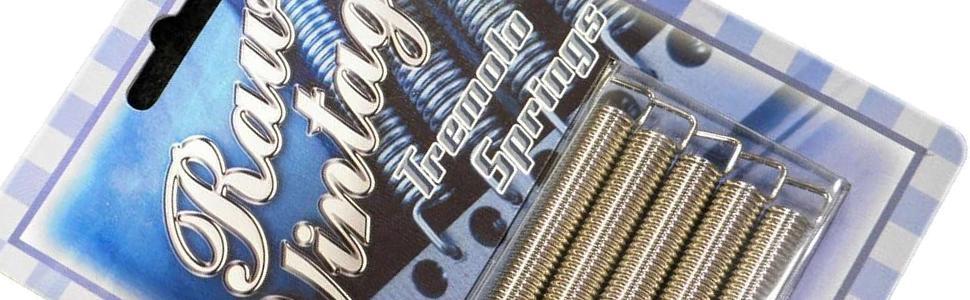 ギター エレキ ELECTRIC GUITAR PARTS パーツ スプリング バネ トレモロ TREM SPRING セット 改造