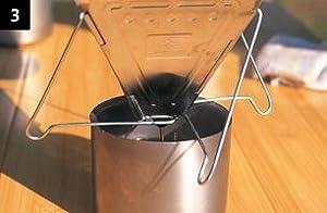 コーヒードリッパー 美味しいドリップコーヒーの作り方3