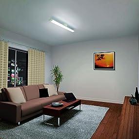 小泉 小泉成器 チューブ スタイル 照明 天井 LED デザイン おしゃれ スタイリッシュ シンプル スリム タテ 棒