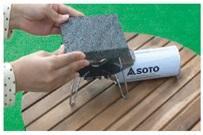 溶岩石プレート 使用方法1