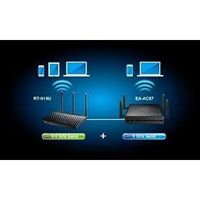既存の無線LAN環境に802.11acを追加
