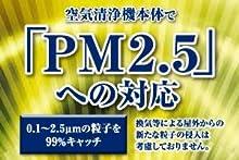 PM2.5への対応