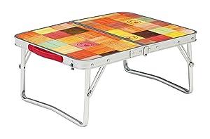 軽くて持ち運びに便利でピクニックに最適なミニテーブル