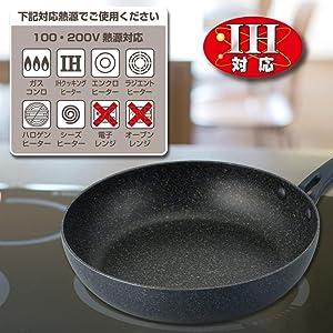 IH 100V 200V 熱源対応