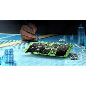3D V-NAND搭載 SamsungSSD 850EVO M.2