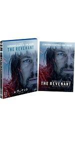 【Amazon.co.jp限定】レヴェナント:蘇えりし者 2枚組ブルーレイ&DVD (A3サイズポスター付き)(初回生産限定)