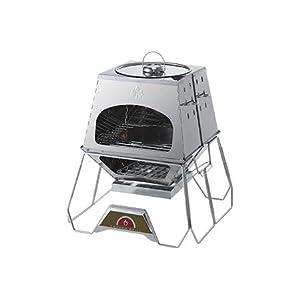 KAMADO 同時にいろいろ料理できる多機能万能調理グリル