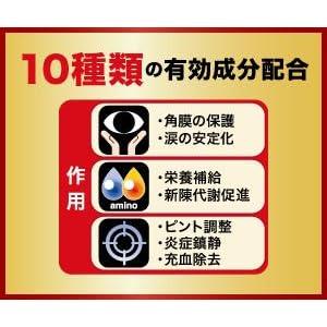 特徴2)10種類の有効成分配合