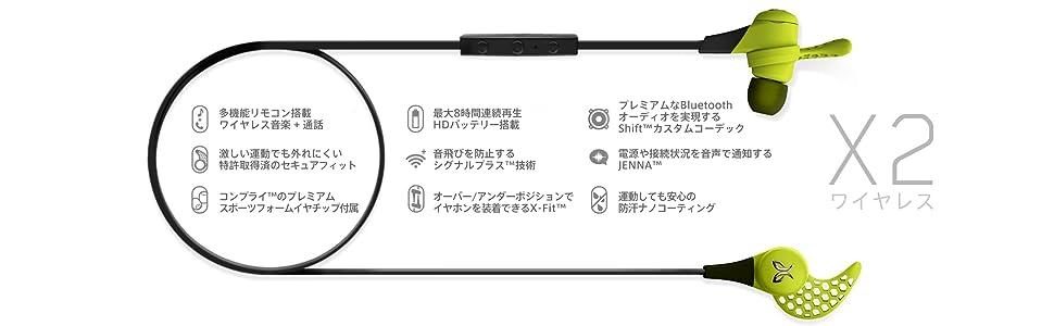 MICRO USBで簡単に充電。